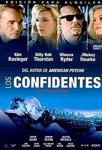 Los Confidentes [Blu-ray]