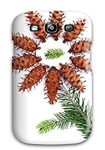 Christmas Gifts Galaxy S3 Hybrid Tpu Case Cover Silicon Bumper Holiday Christmas QYQ9FX1KNL16FVRG