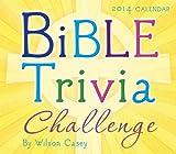 Bible Trivia Challenge 2014 Calendar