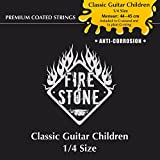 Fire & Stone Classic Guitar Children 1/2, Scale length 52-53cm (G3 wou