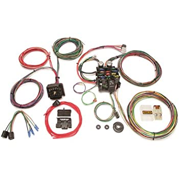 amazon com painless wiring 10150 76 86 jeep factory repl harness rh amazon com cj7 painless wiring harness diagram