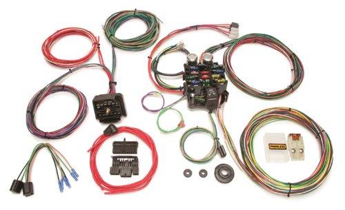 Painless 10106 Classic Customizable Jeep CJ Harness (1976-1986, 22 Circuits)