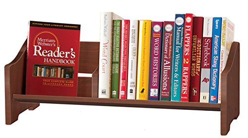 - Guidecraft Tabletop Book Browser Set, Cherry