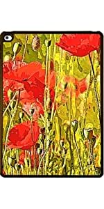 Case for Apple Ipad Air 2 - Poppies in the meadow