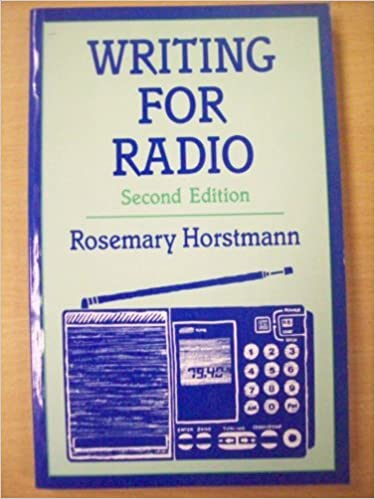 Book Writing for Radio (Books for Writers)