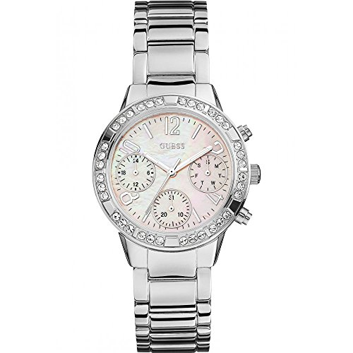 Guess W0546L1 Mini Glam Hype Chrono Look Multifunction Ladies Watch