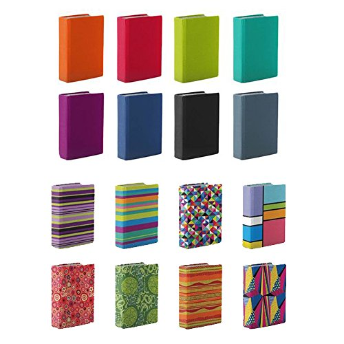 Stretchable Book Covers (Pack of 3) - Fits Books up to 8.5 x 11""