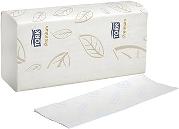 Tork MB578 Xpress Premium Soft Multifold 3-Panel 2-Ply Hand Towel, White