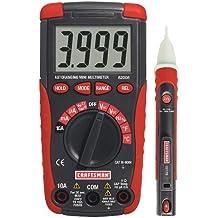 Craftsman Multimeter With NCV Tester, 34-82007