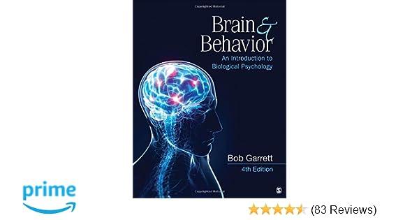 Brain Behavior An Introduction To Biological Psychology