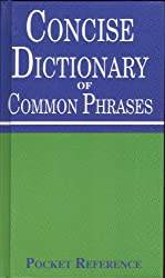 Dictionary of Common Phrases (Pocket Reference)