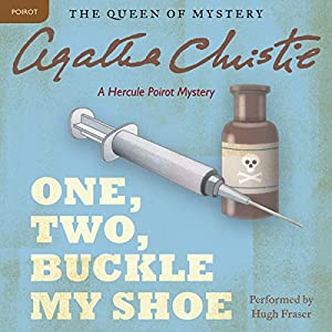 One, Two, Buckle My Shoe Audiobook