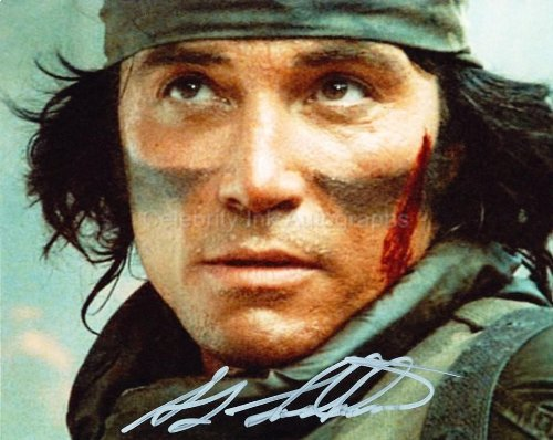 SONNY LANDHAM as Billy - Predator Genuine Autograph from Celebrity Ink