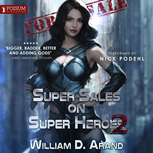 Super Sales on Super Heroes: Super Sales on Super Heroes, Book 2 cover