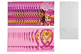 Paw Patrol Lets Roll Invitations & Thank You Cards (Pack of 16)