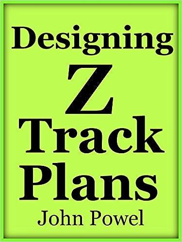 Designing Z Track Plans