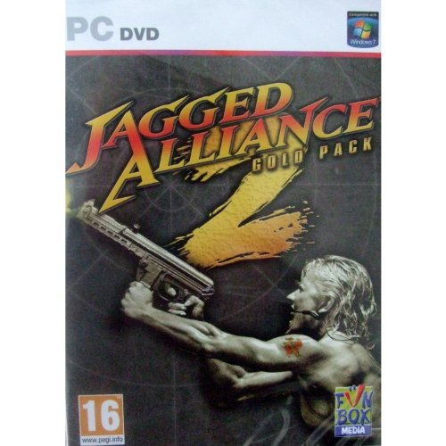 Jagged Alliance 2 Gold Pack - Jagged Alliance 2 Gold Games Pack: 2-in-1 (PC DVD)