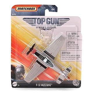 Matchbox MB TopGun P-51 Mustang 6/16
