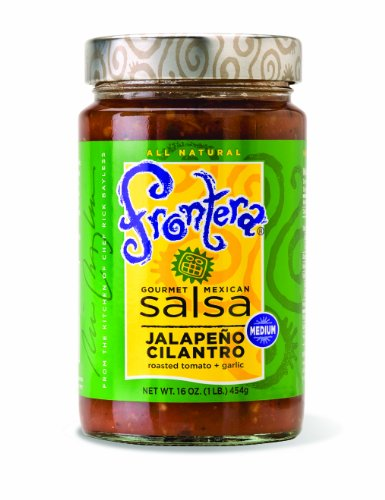 Frontera Jalapeno Salsa, 16-Ounce Units (Pack of 6)