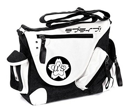 YOYOSHome Love Live! Anime Cosplay Handbag Backpack Messenger Bag Shoulder Bag by YOYOSHome (Image #1)