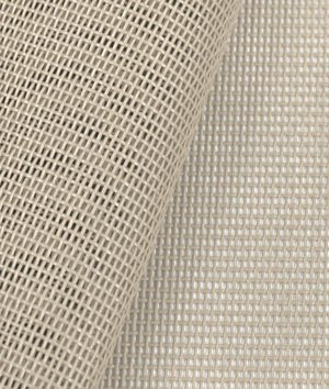 Phifertex Standard Solids - Gray Sand Fabric - by the Yard