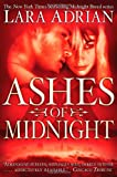 Ashes of Midnight by Lara Adrian front cover