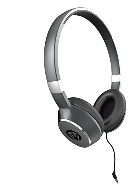 7be9d97a43f Amazon.com: iFrogz Luxe Air Excellent Sound Headphones - Black: Home Audio  & Theater