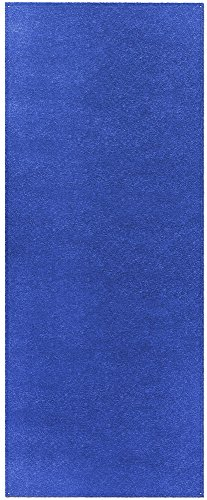 Prest-O-Fit 2-1171 Patio Rug Imperial Blue 8 Ft. x 20 Ft.