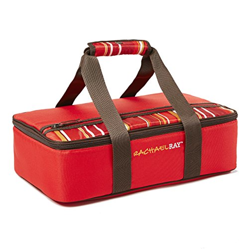 Rachael Ray Lasagna Lugger (Red Stripe) (Ray Stripe)