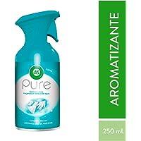 Air Wick Pure Aromatizante en Aerosol sin Agua, Refreshing Breeze, 250 ml