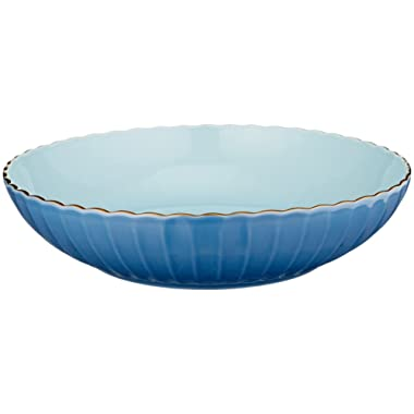 Marchesa Shades of Blue Individual Pasta Bowl by Lenox