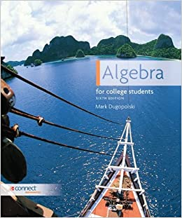 Algebra for College Students with Connect Access Card