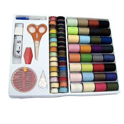 Spools Rainbow 100-in-1 Essential Polyester Sewing Tools ...