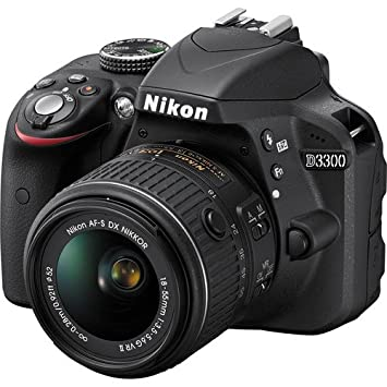 Nikon D3300 + 18-55mm f/3.5-5.6G VR II + 8GB: Amazon.es: Electrónica