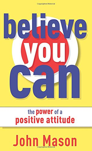 Believe Can Power Positive Attitude product image