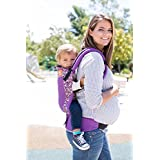 Baby Tula Coast Mesh Baby Carrier - Hyacinth