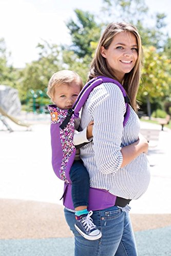 Baby Tula Coast Mesh Baby Carrier - Hyacinth by Baby Tula
