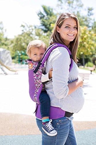 212e3996e58 Amazon.com   Baby Tula Coast Mesh Baby Carrier - Hyacinth   Baby