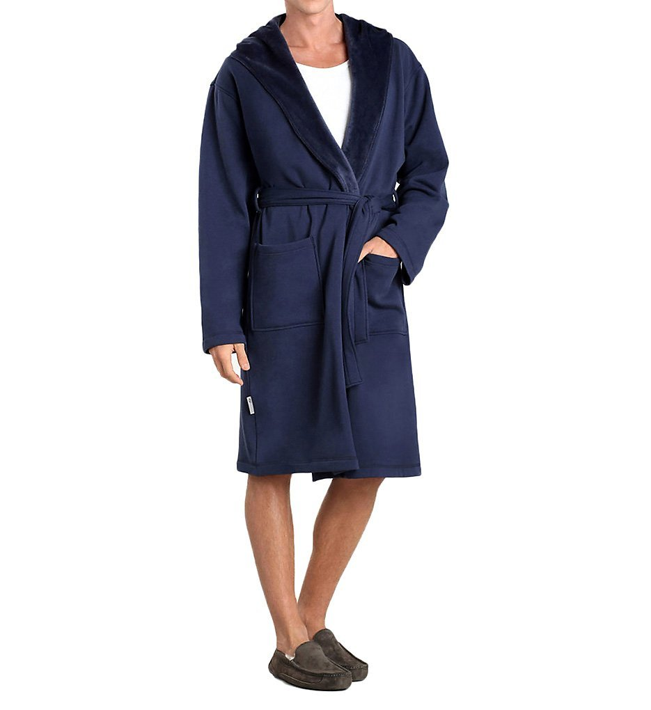 UGG Men's Brunswick Sleepwear, -navy, L/XL