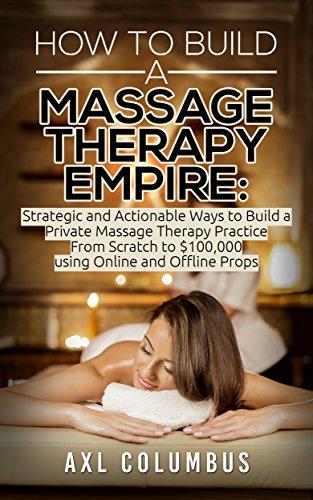Massage Therapy Strategic Actionable Marketing ebook product image