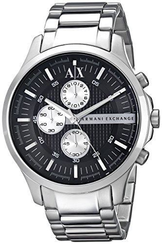 Armani Exchange Men's AX2152  Silver  - 2014 Armani Exchange