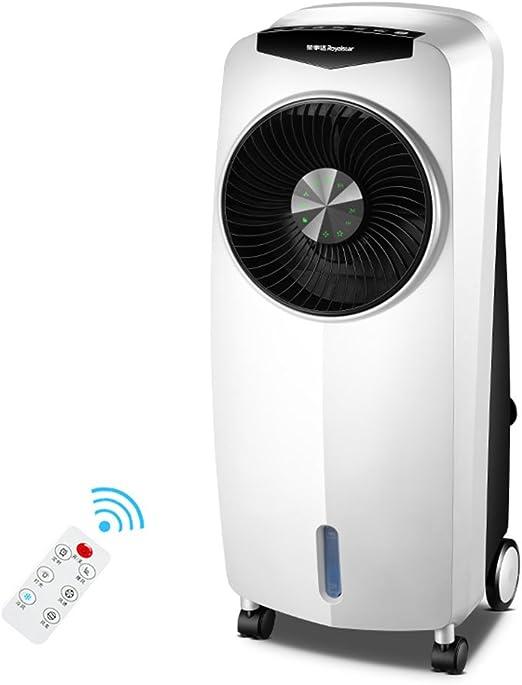 YNN Aire Acondicionado Ventilador de Control Remoto Ventilador ...