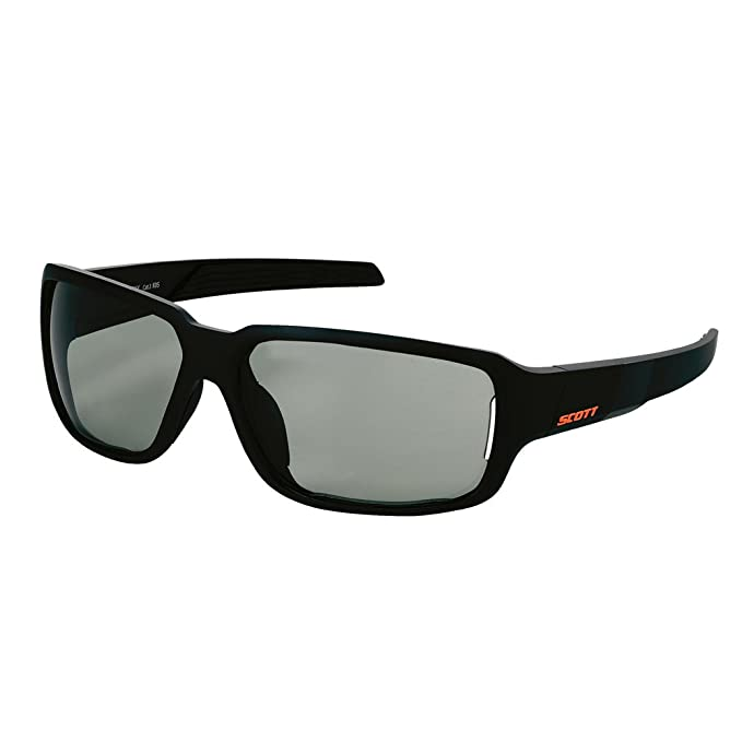 Scott Lunettes de soleil obsess aCS, Homme, Nero - Black Matt/Grey Lights Sensitive, Taille unique