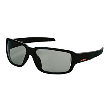 Scott Obsess ACS Sport Sonnenbrille schwarz/orange/rot chrome amplifier aKSs4u5S