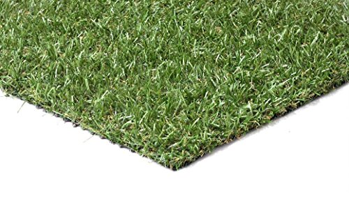 $1.00 Per Sq FT! PROMOTIONIAL! Special! Artificial Pet Grass Synthetic Short Pile Soft Pet Dog Rug Indoor/Outdoor Many Sizes! (12' x 40' = 480 SQ) ()