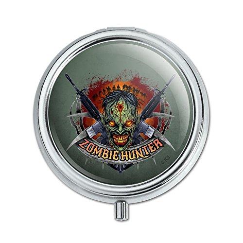Zombie Hunter Undead Rifles Pill Case Trinket Gift Box (Pill Ak 47)