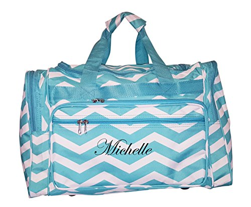 personalized duffel bags - 1