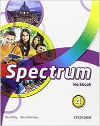 Spectrum 4. Workbook - 9780194852616