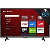 TCL 43S403 43 4K UHD HDR Roku Smart LED TV (Certified Refurbished)