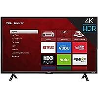 TCL 43S403 43 4K UHD HDR Roku Smart LED TV (Certified Refurbished)